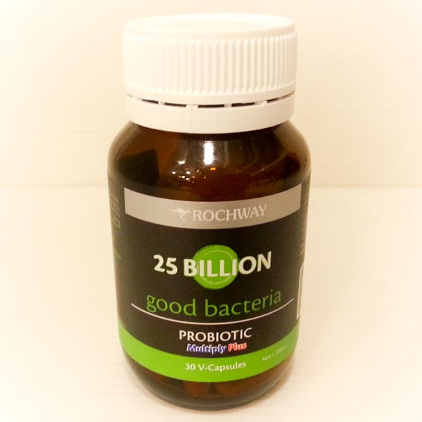 Rochway 25Bn Good Bacteria (30 Capsules)