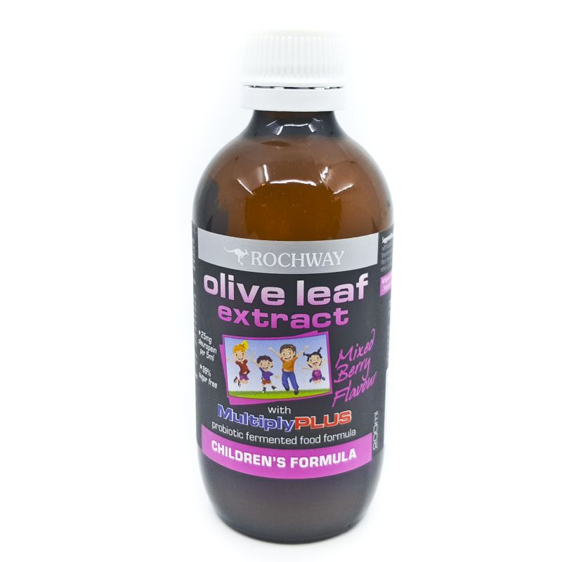 Olive Leaf Extract with probiotics (formula for children)